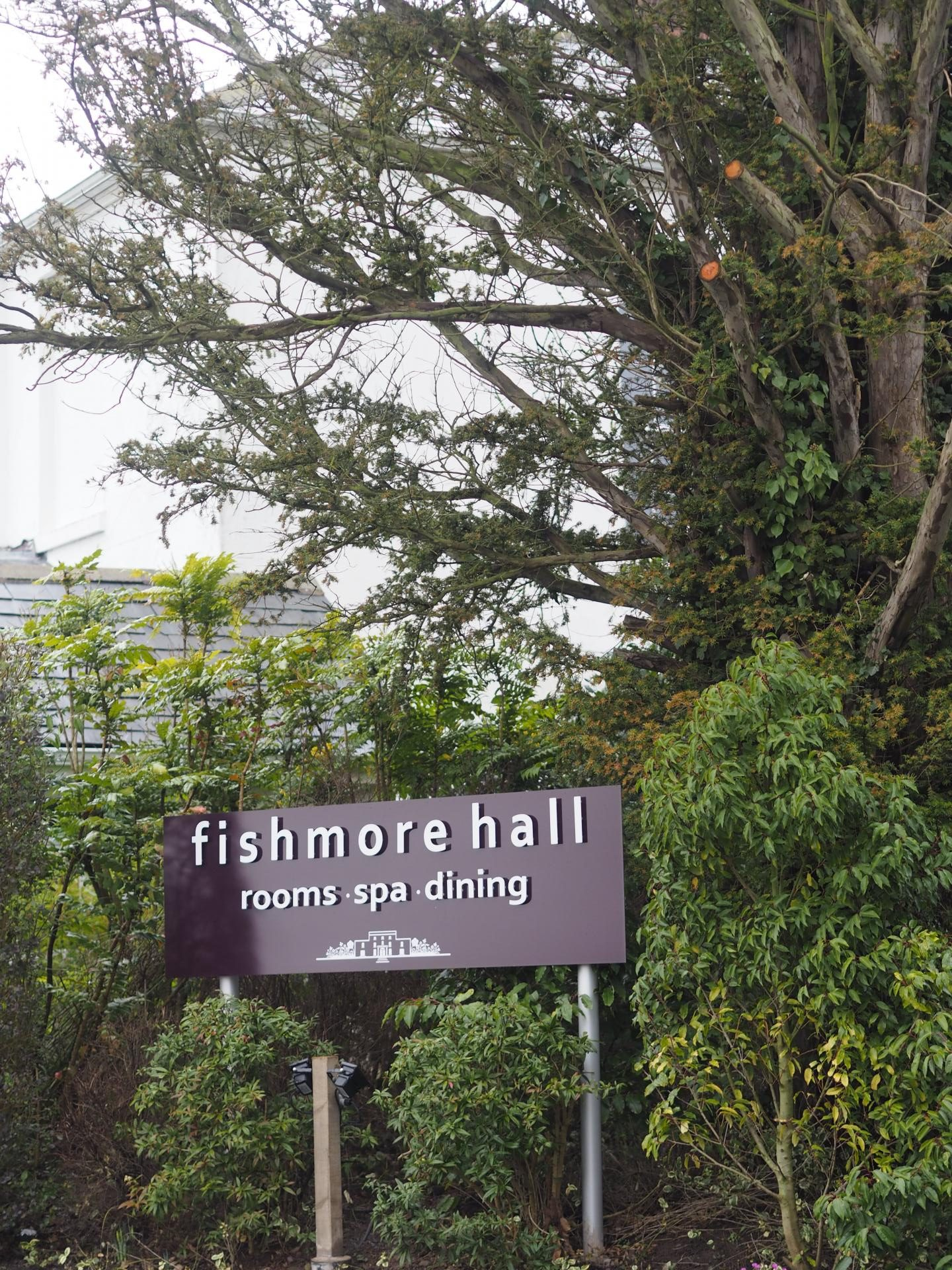 Fishmore Hall and Shropshire Hills and Ludlow trip