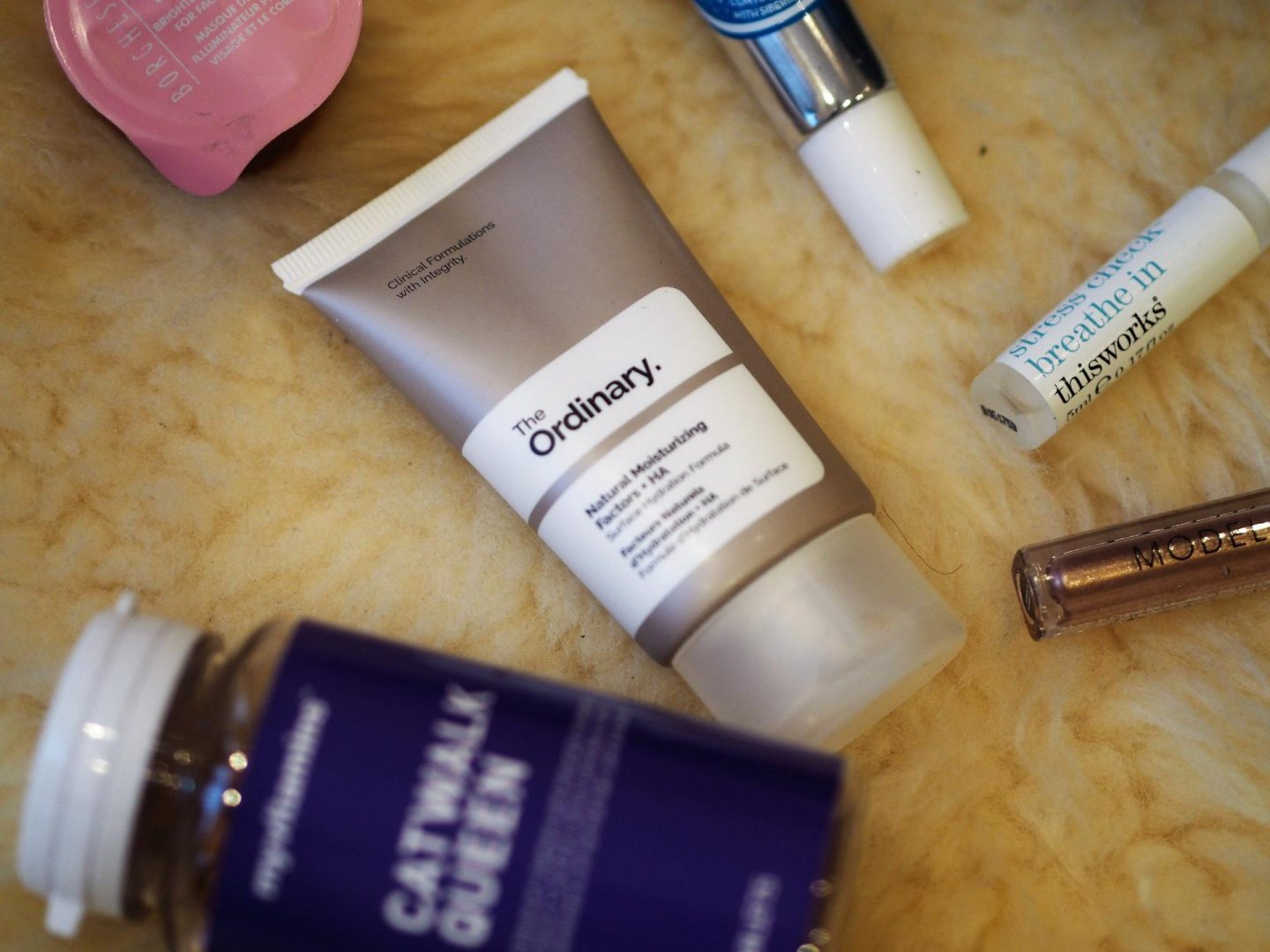 Lookfantastic Beauty Box - Product: The Ordinary Natural Moisturizing Factors + HA.