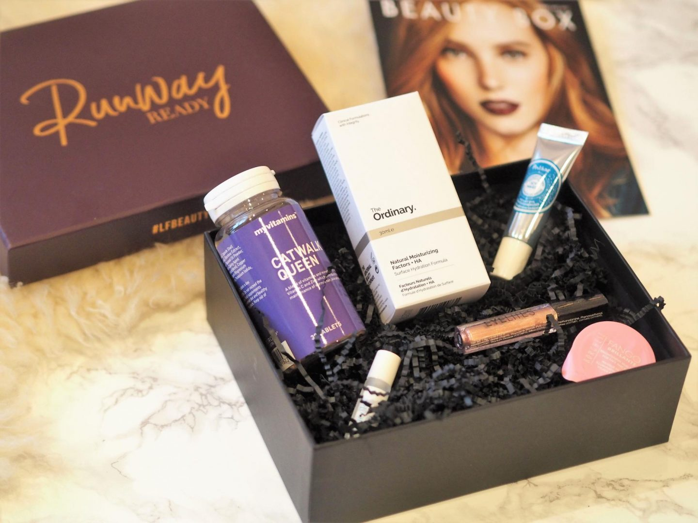 Runway Ready Beauty Box from Lookfantastic