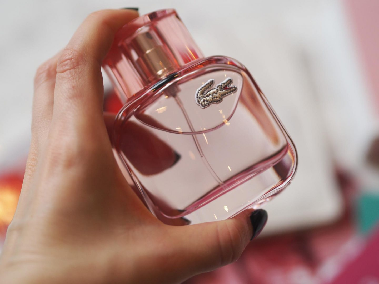 Lacoste - the spring fragrance edit
