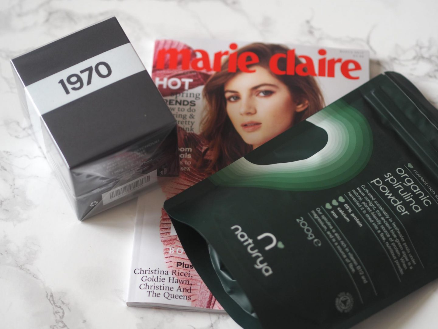 Fabled by Marie Claire and Bella Freud Candle and 2 Hour Delivery in London