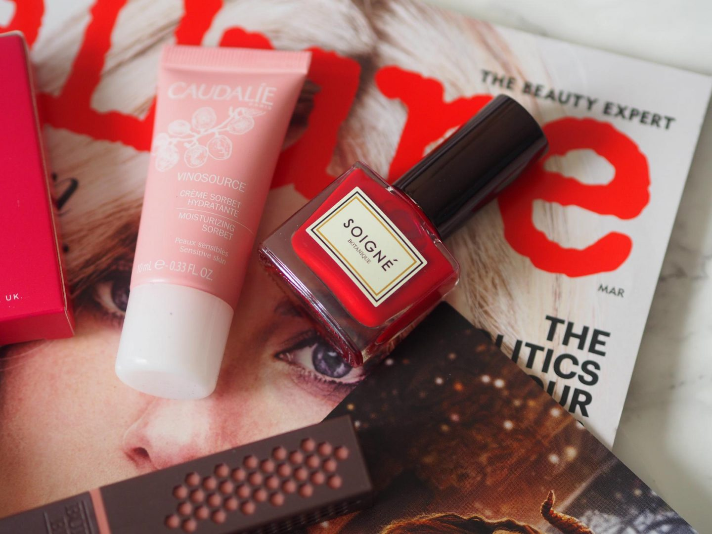 Soigné Betteraves Rouges Nail Polish