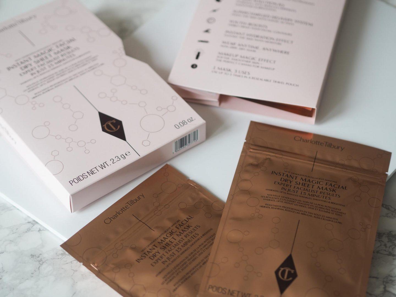 Charlotte Tilbury Instant Magic Facial Dry Sheet