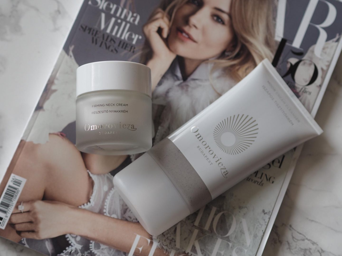 Omorovicza Moor Cream Cleanser and Best Products for Spring