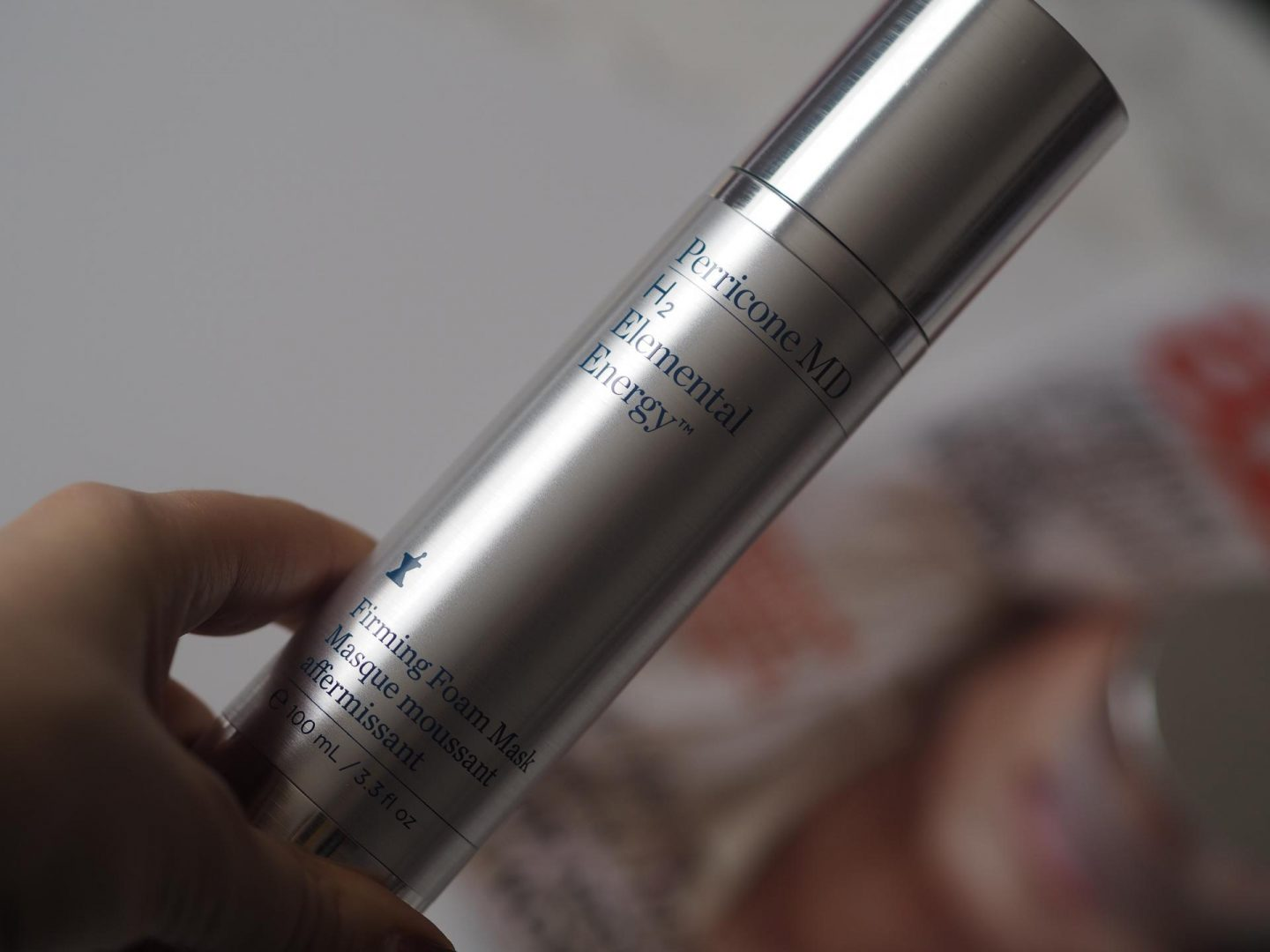 Spring Clean and Perricone MD Elemental Energy Foam Mask