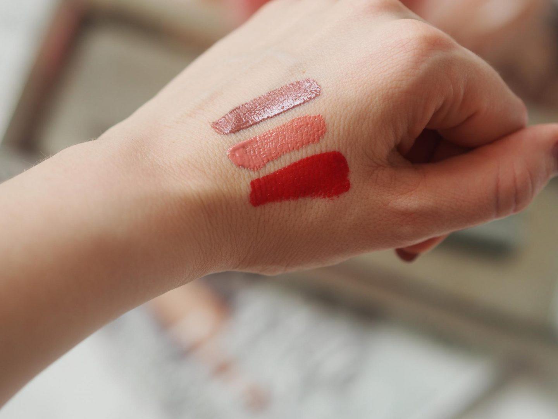 Trish McEvoy Liquid Lip Color swatch
