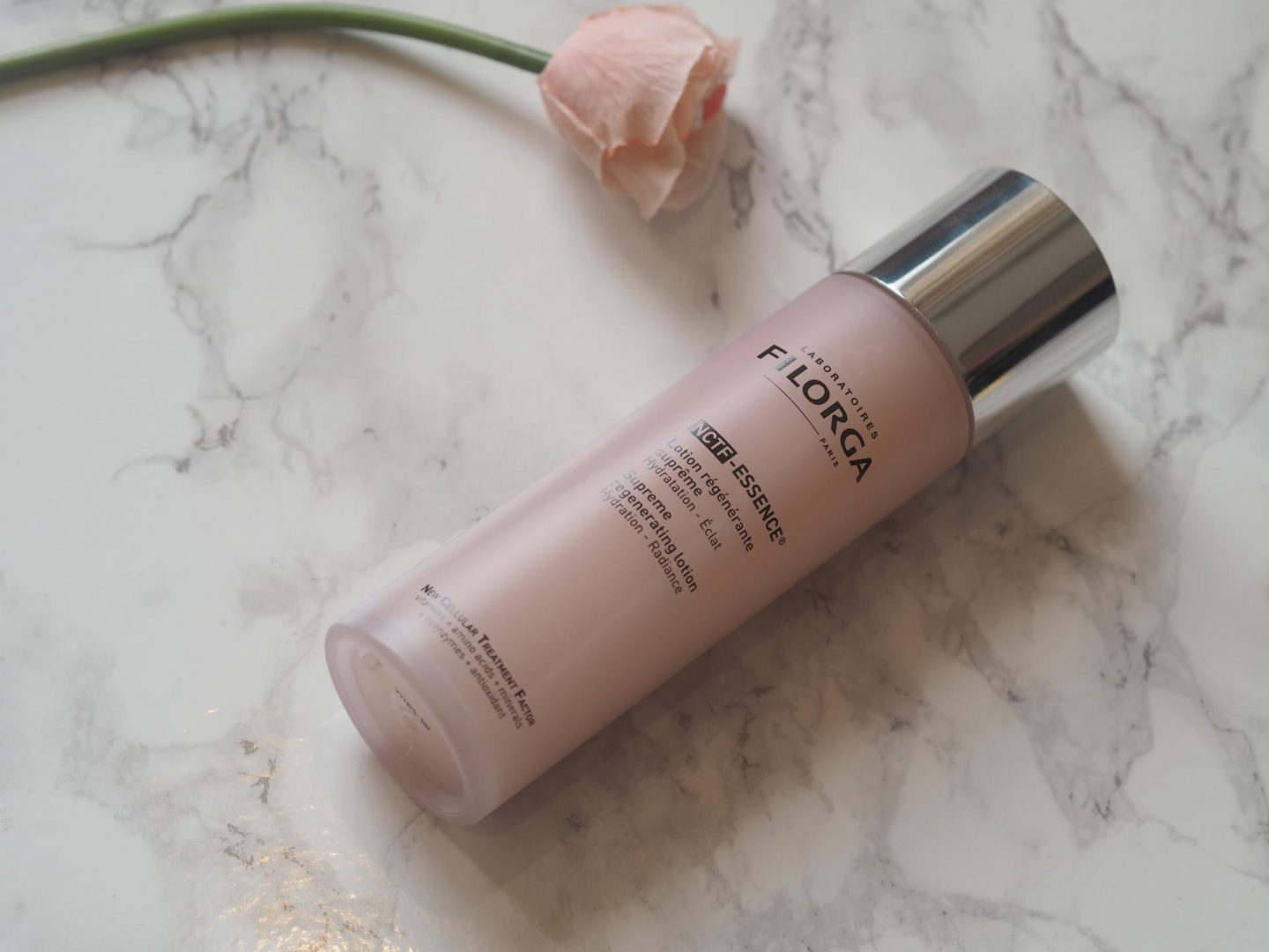 Filorga NCTF Essence and the difference between a serum and an essence