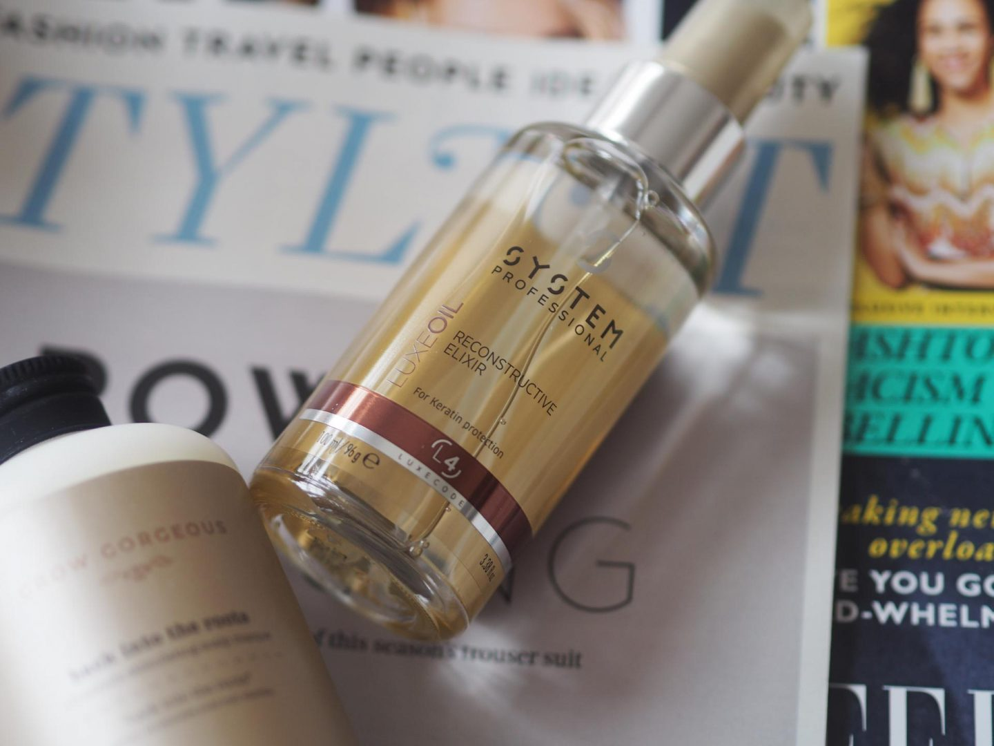 System Professional Luxe Oil Reconstructive Elixir