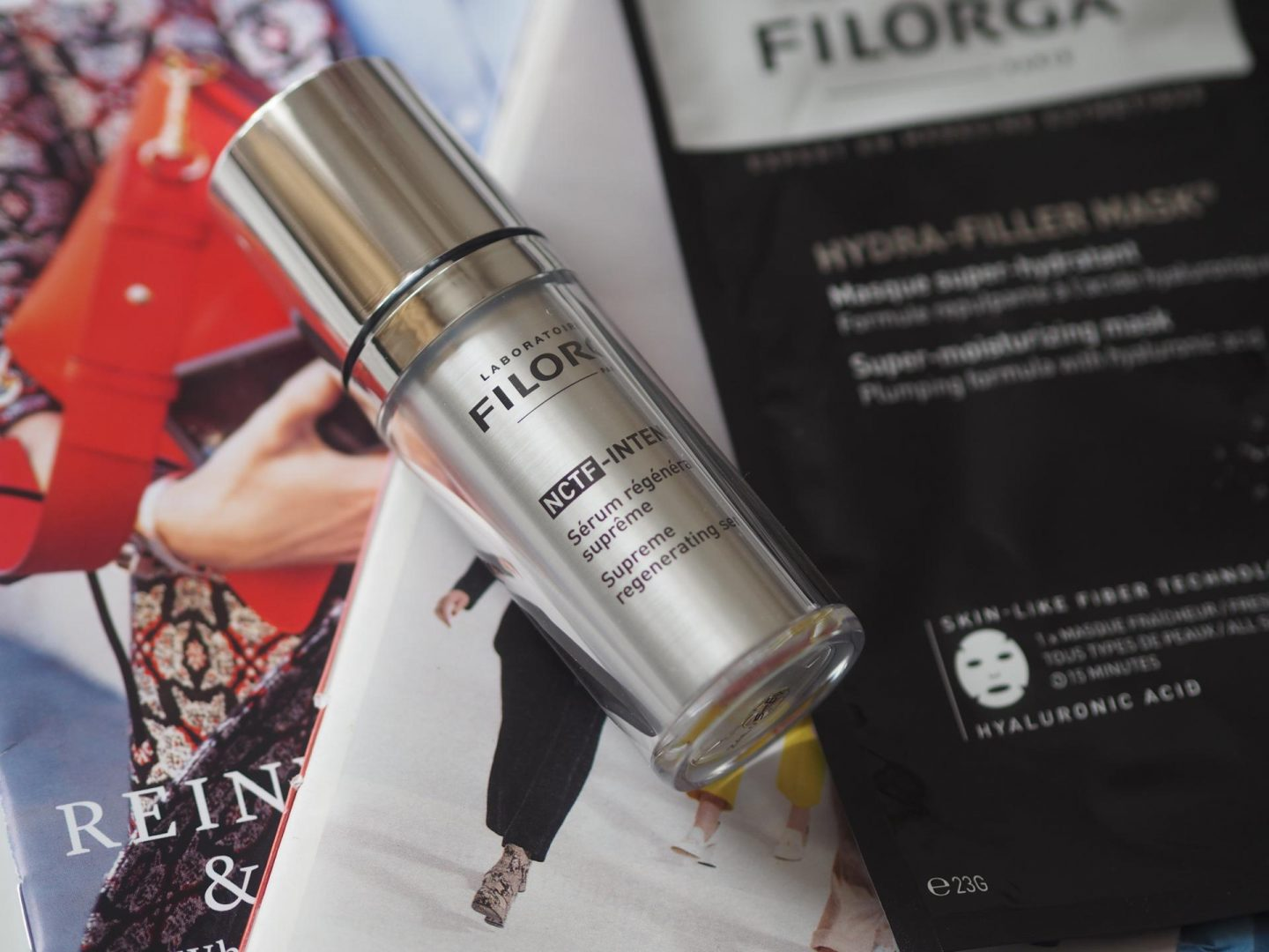 Filorga NCTF-Intense Supreme Regenerating Serum