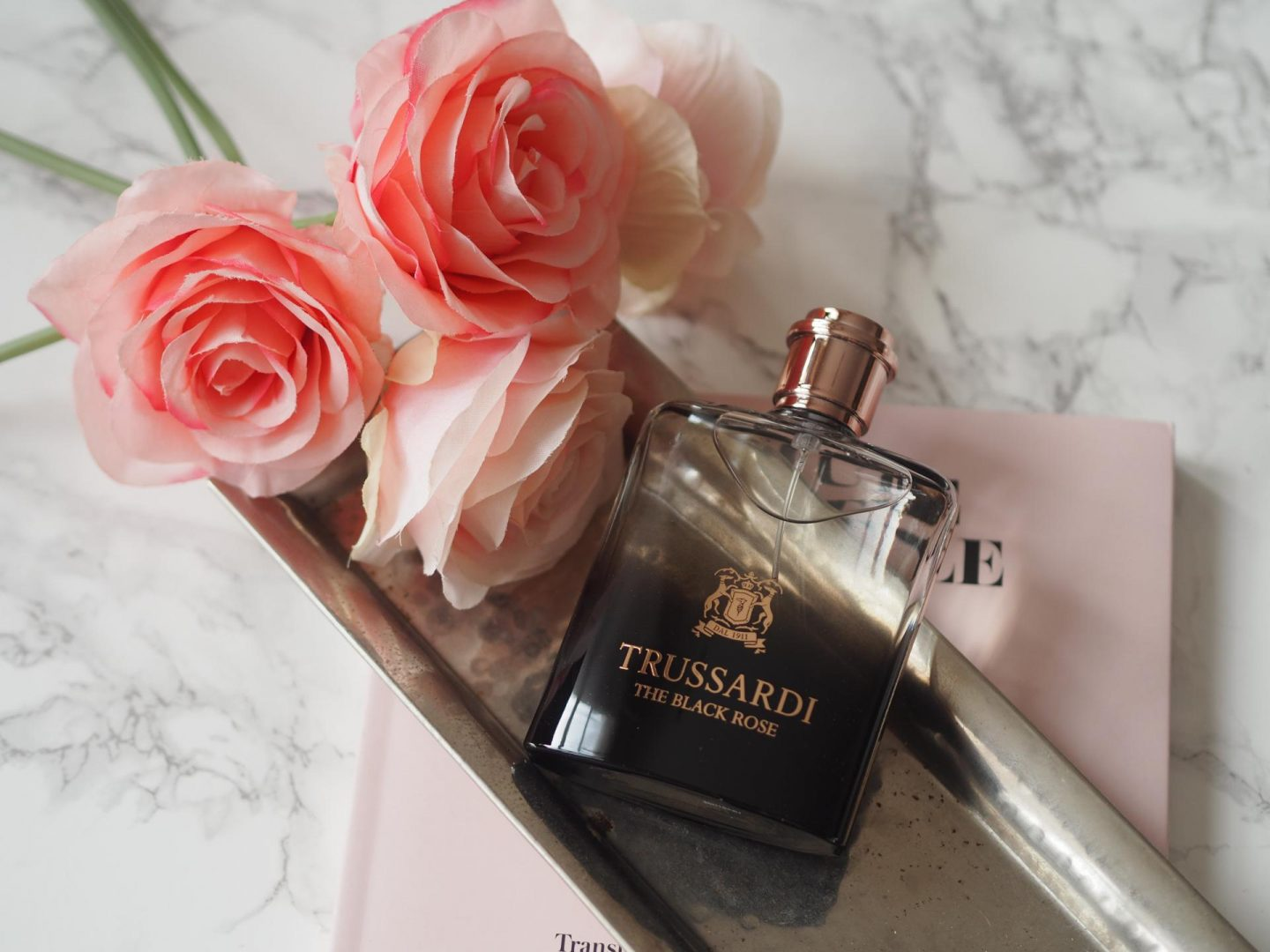 All Around The World Beauty - Product: Trussardi The Black Rose and ARound the world beauty