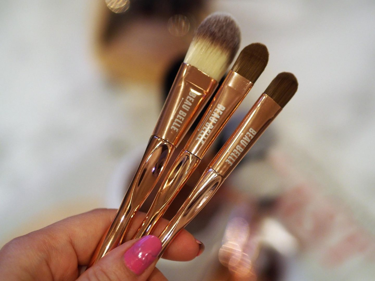 Beau Belle Professional Brush Set