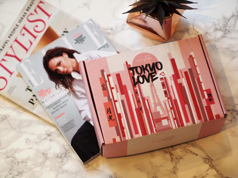 Tokyo Love: Japanese Beauty Box