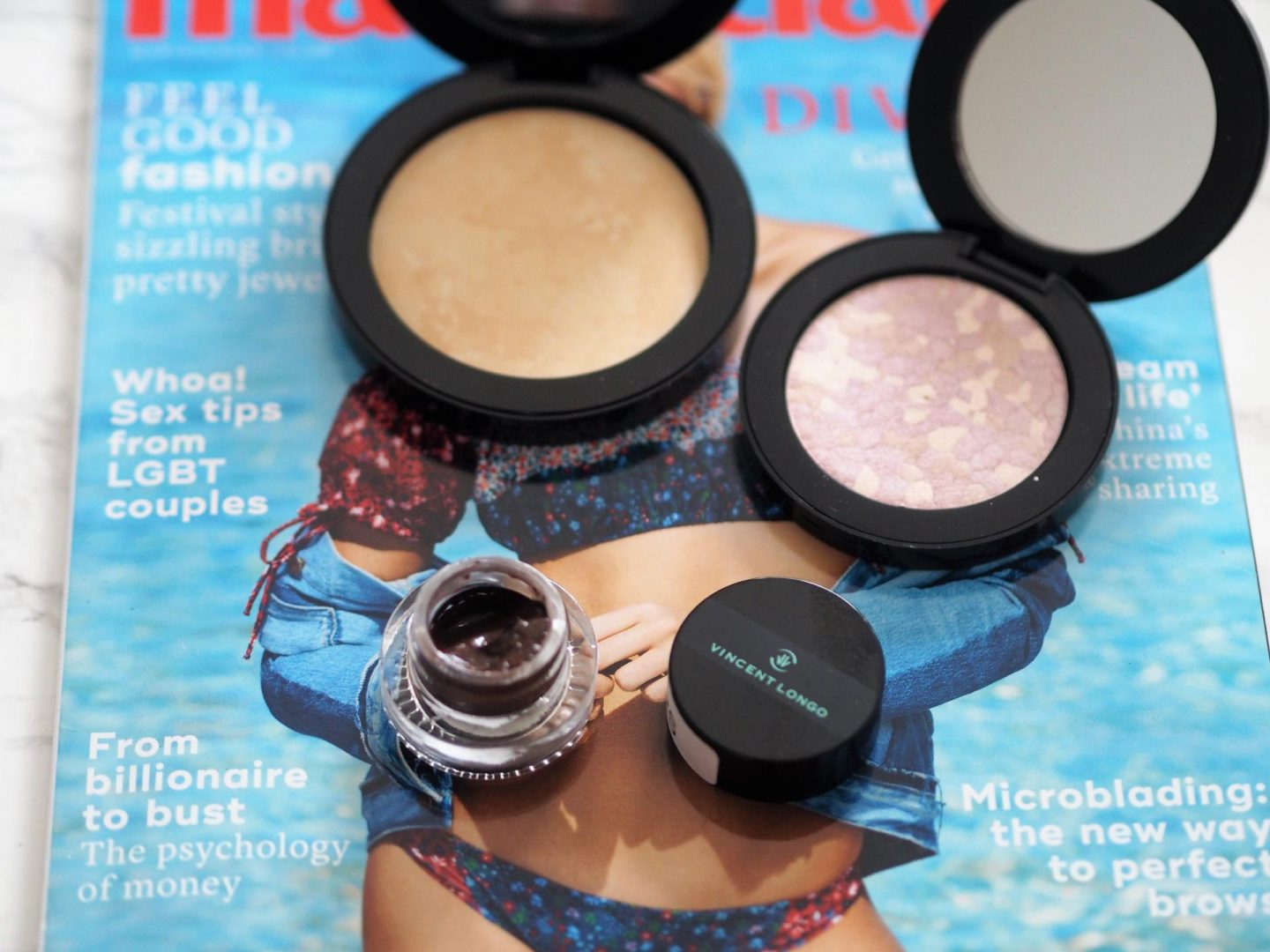Vincent Longo La Bella Luce Highlighter Flora