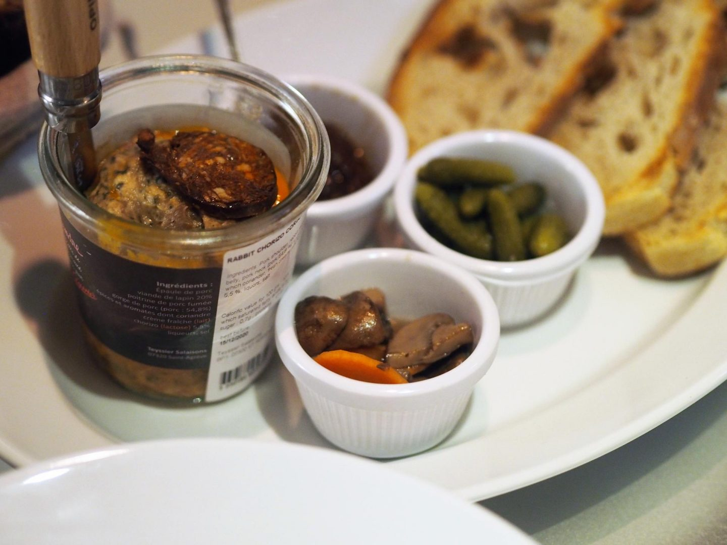 A Slice of France in the Heart of Shoreditch