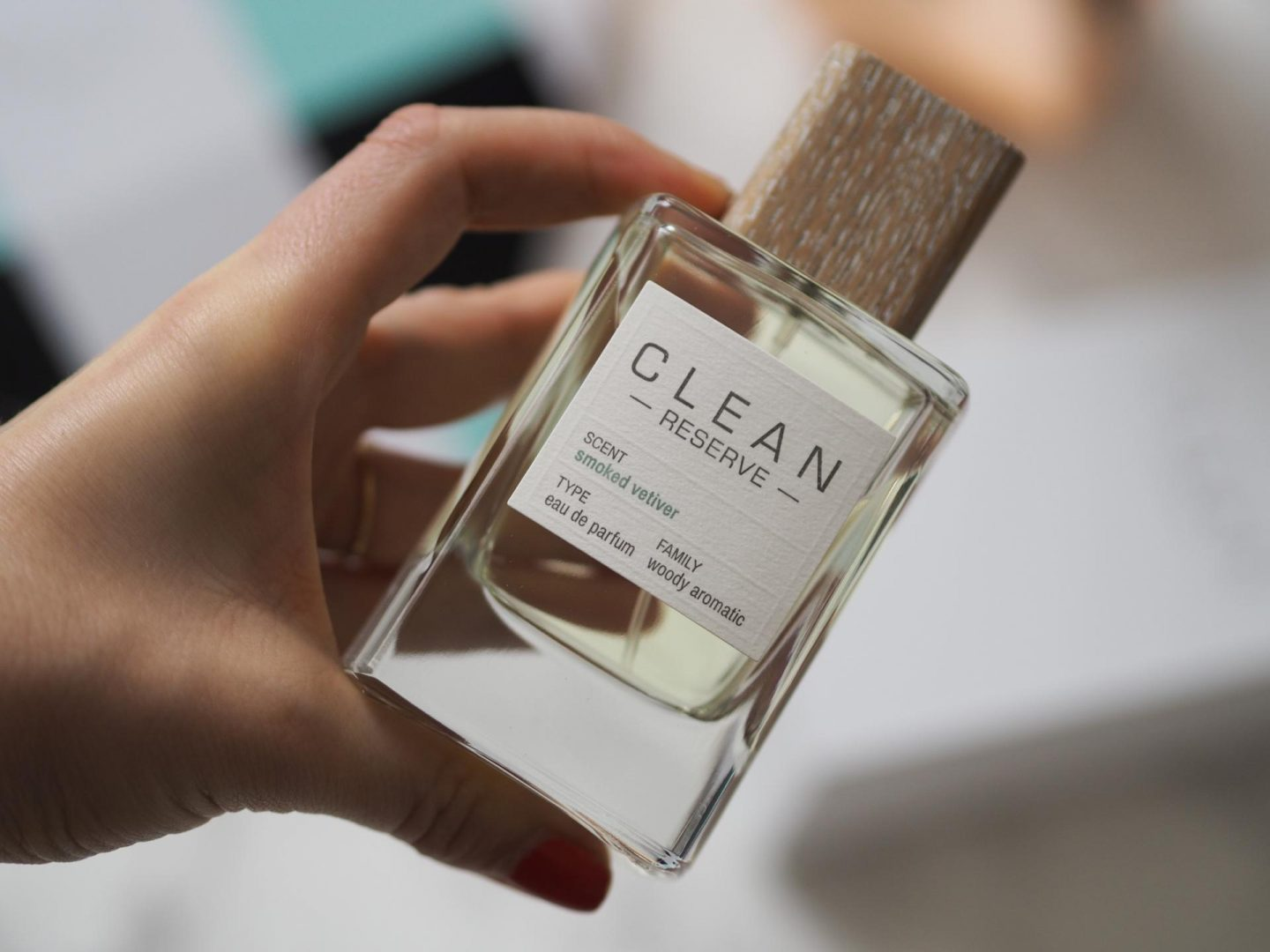 The Best Unisex Fragrances - Product: Clean Reserve Smoked Vetiver