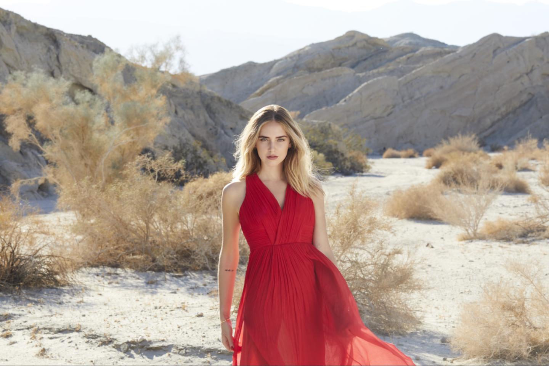 Chiara Ferragni - Face The Wild with SK-II