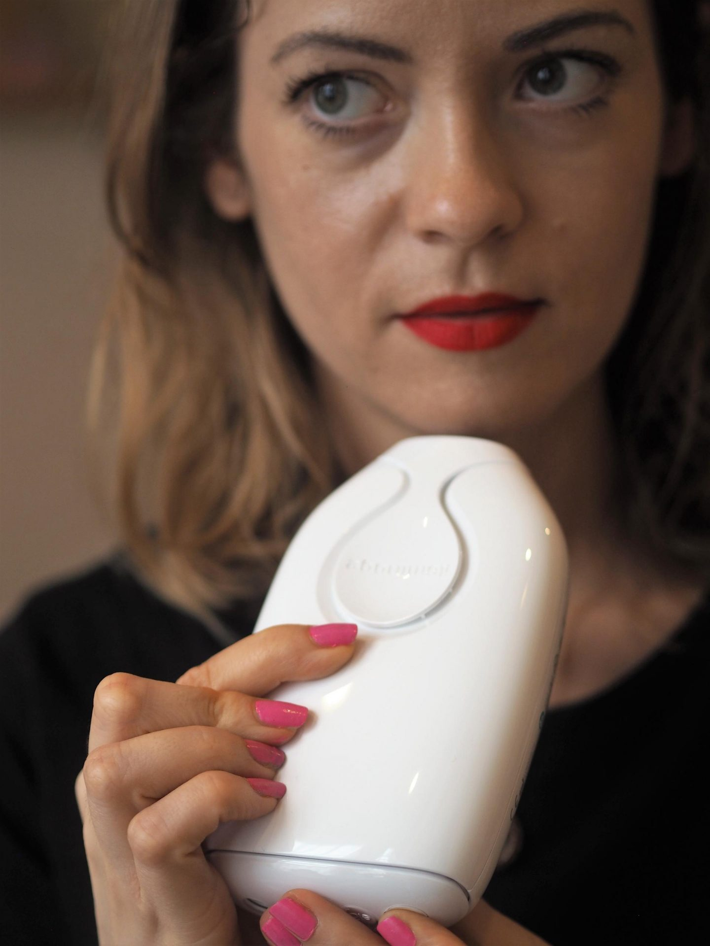 At Home Hair Removal With Illuminage Precise Touch