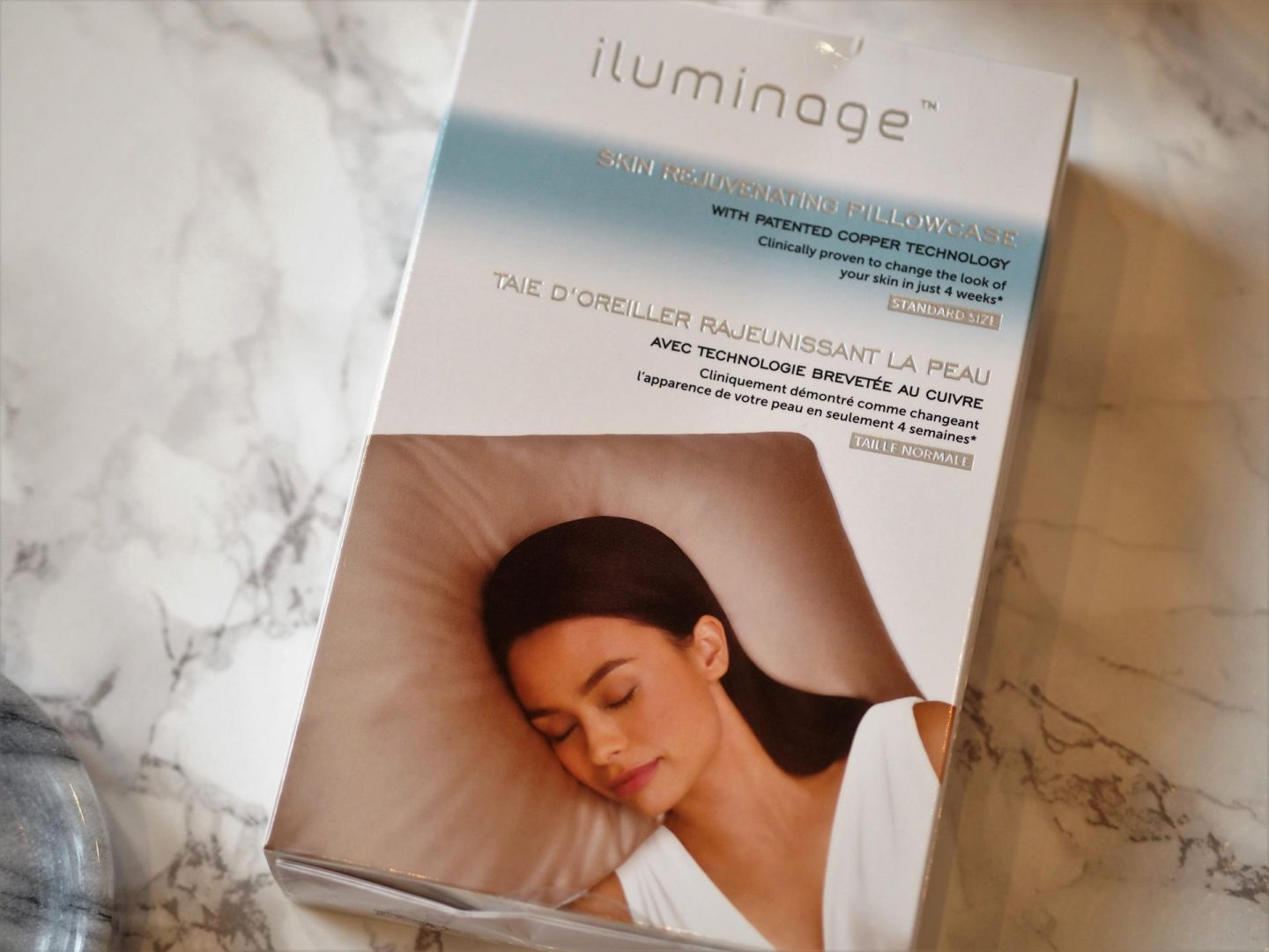 At Home Hair Removal - Product: Illuminage Precise Touch Permanent Hair Remover