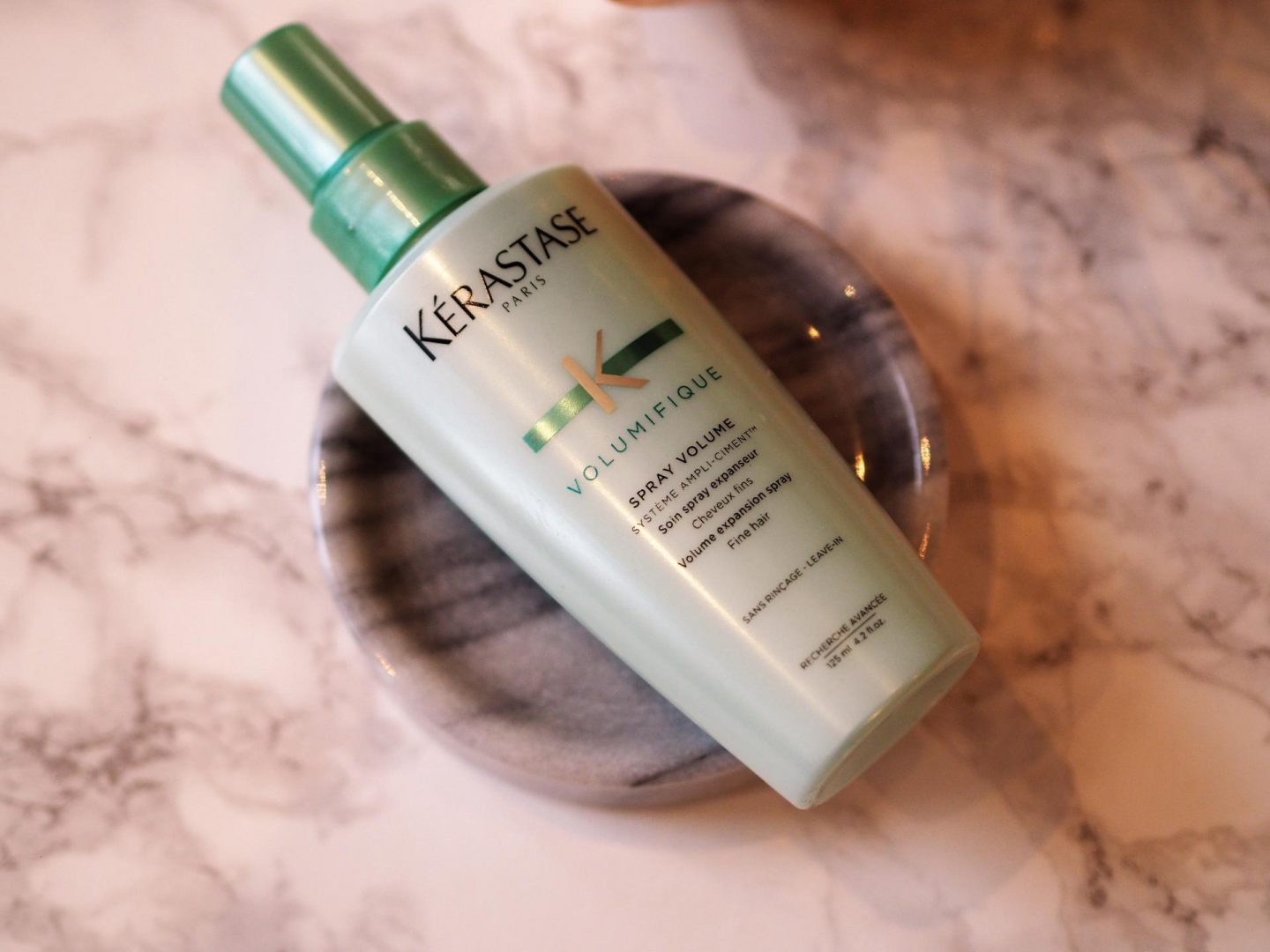 Products for fine hair - Product KERASTASE Volume Expansion Spray