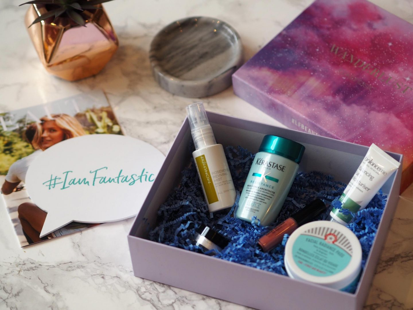 Lookfantastic Wanderlust Beauty Box - All Products