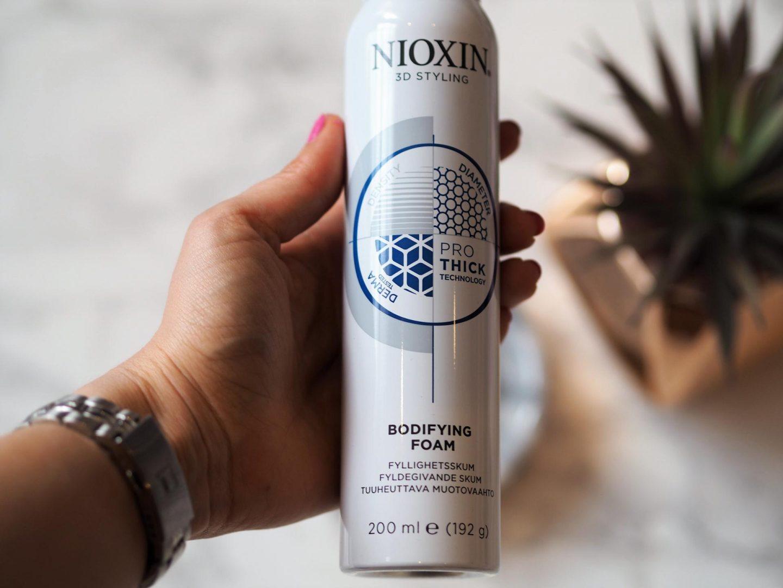 Nioxin Bodifying Foam