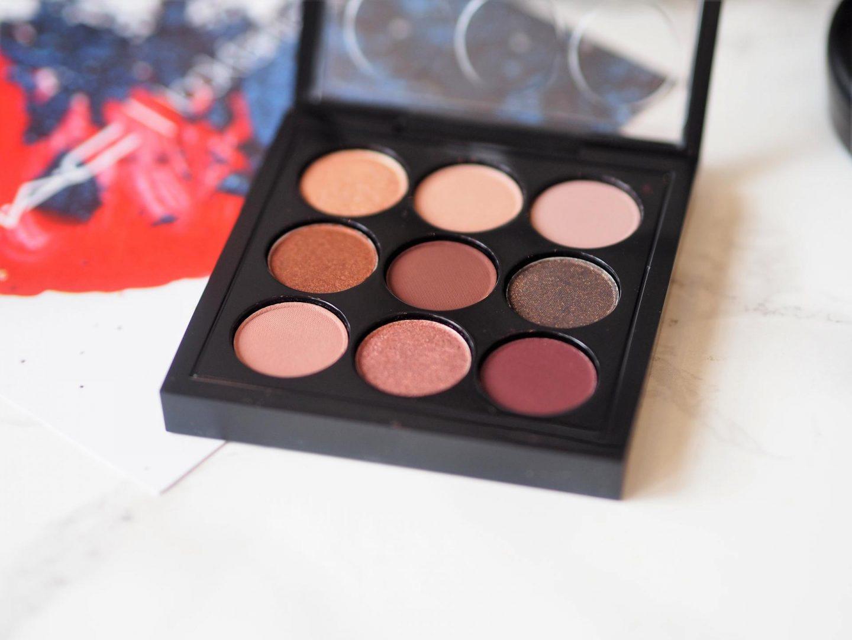 MAC Eyeshadow x 9 – Burgundy