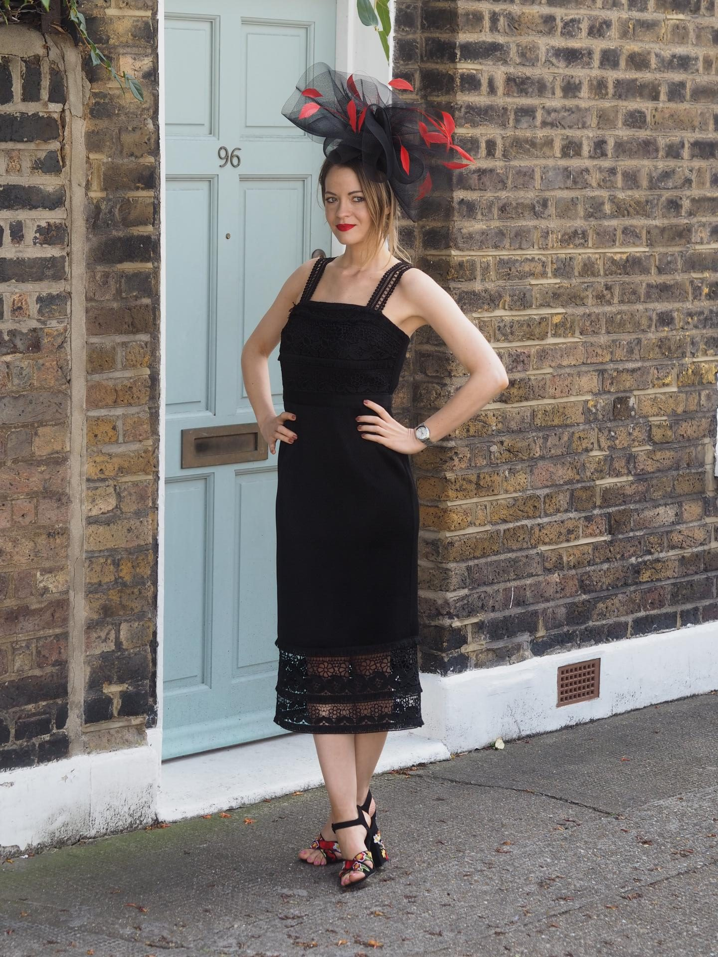 Fascinators for Ascot - what to wear for ascot