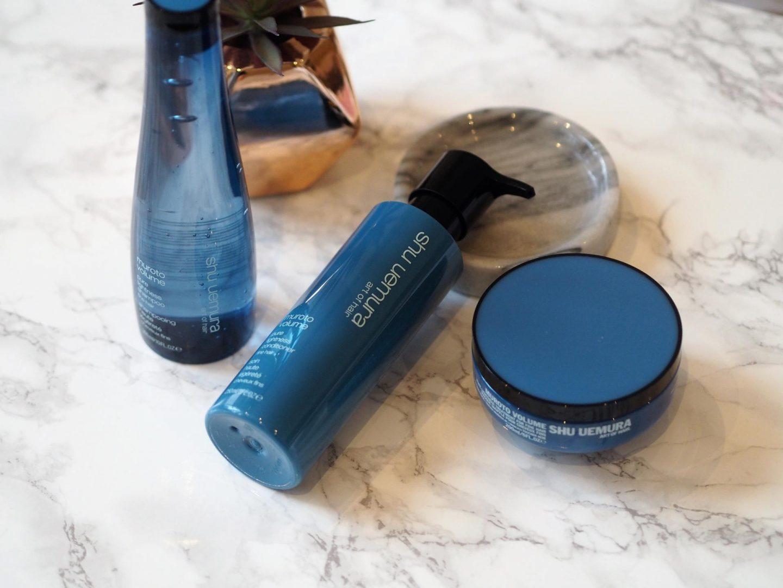 Products for fine hair - Product Shu Uemura Pure Lightness Shampoo
