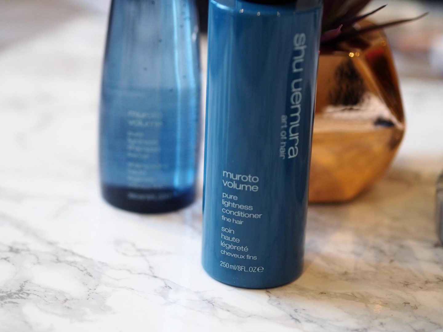 Products for fine hair - Product Shu Uemura Lightness Conditioner
