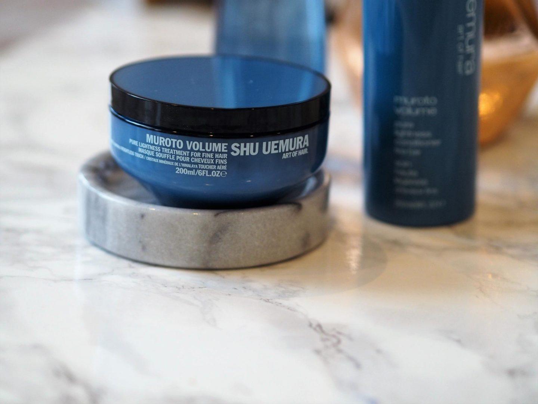 Products for fine hair - Product Shu Uemura Lightness Treatment For Hair
