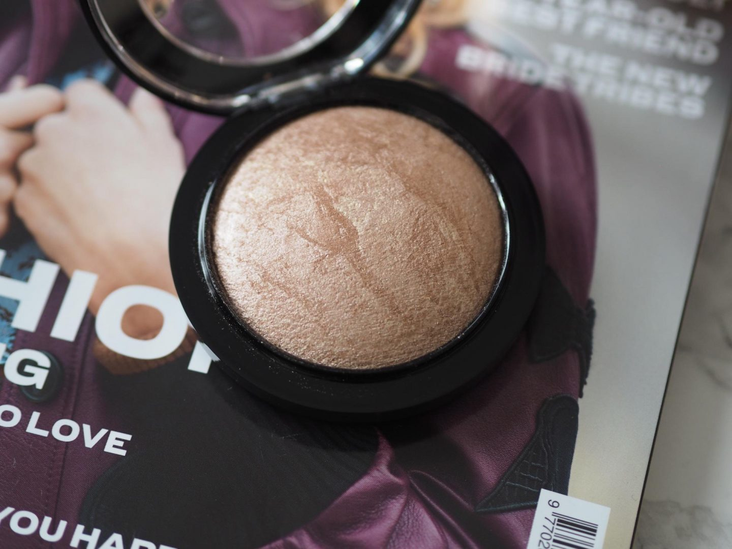 MAC Skinfinish Mineralize in Soft & Gentle