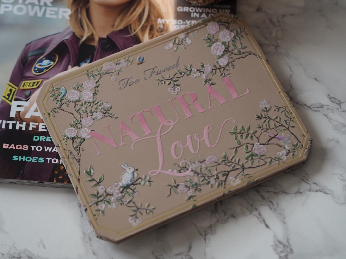 Too Faced Natural Love – Neutral Eyeshadow Collection