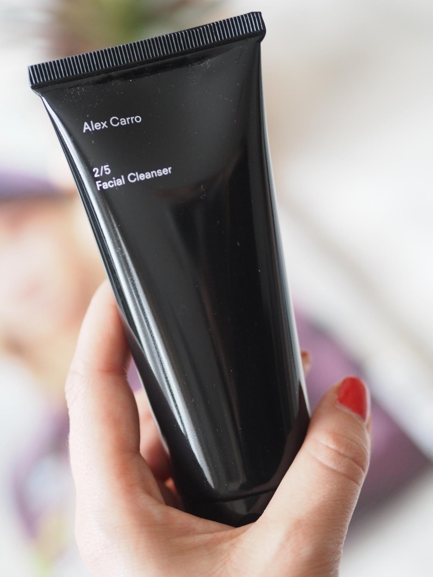 Best Natural Cleansers - Product Alex Carro 2/5 Facial Cleanser