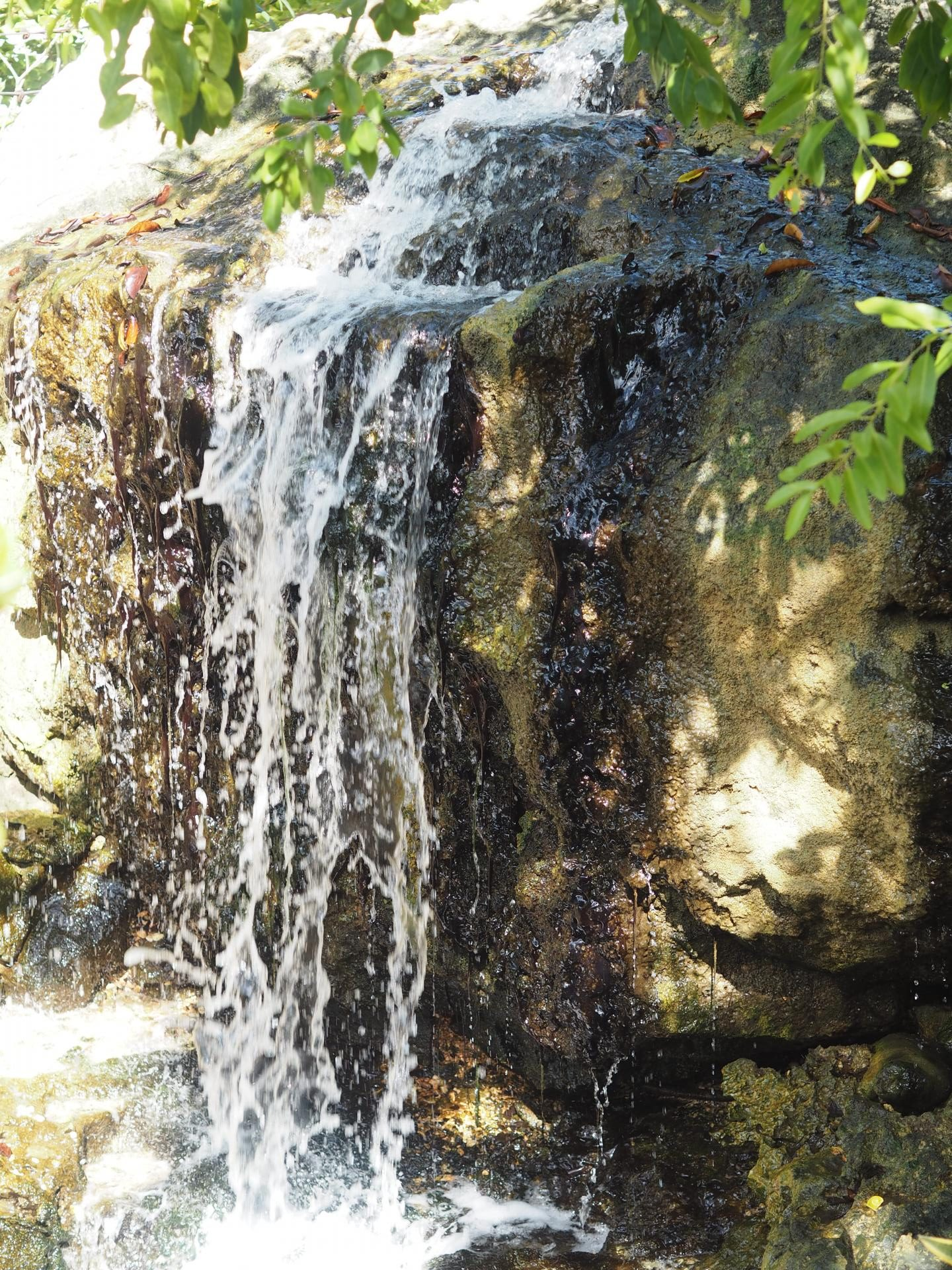 Luxury Caribbean Travel - Water Fall