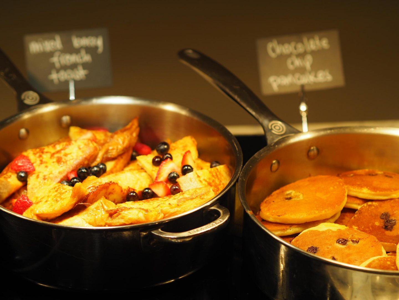 Cayman Brac - Le Soleil d'Or Cayman Islands - Pancakes