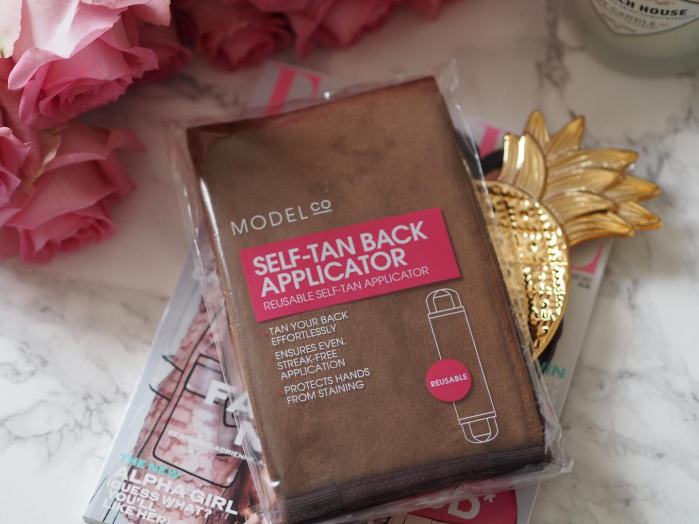 Lookfantastic Beauty Haul - Product SELF-TAN BACK APPLICATOR