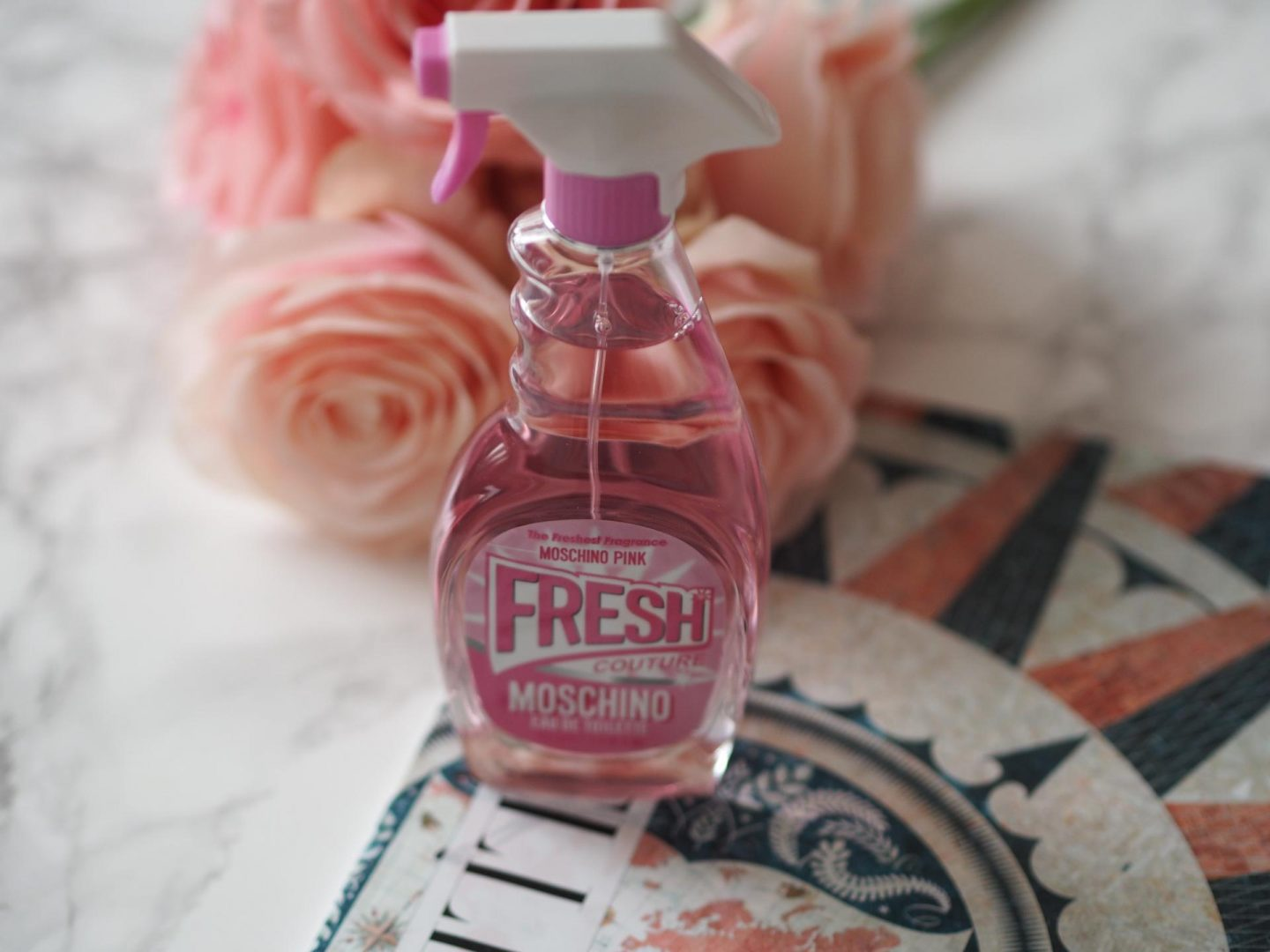 Fragrances For Women - Product: Moschino Fresh Pink