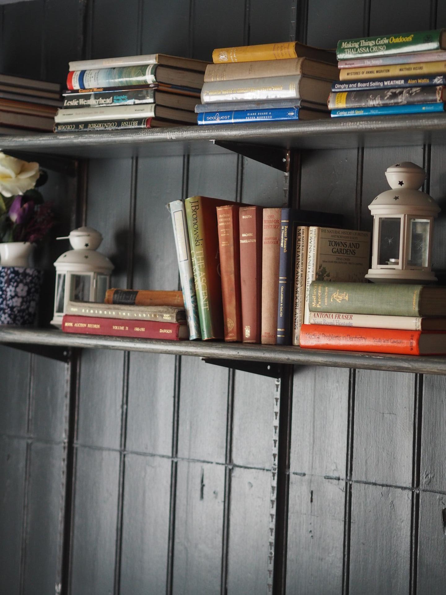 Osea Island - Books