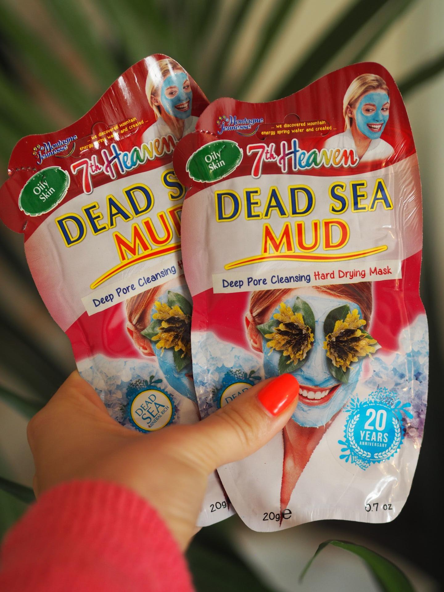 7th Heaven Mud Mask - 7th Heaven DEAD SEA MUD