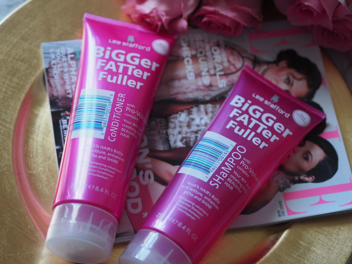 Budget Friendly Haircare - Product Lee Stafford Bigger Fatter Fuller Shampoo