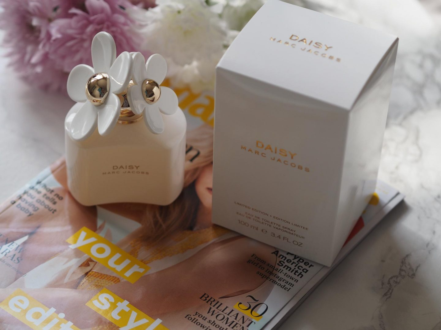 Fragrances For Women - Product: Daisy by Marc Jacobs (Limited Edition)