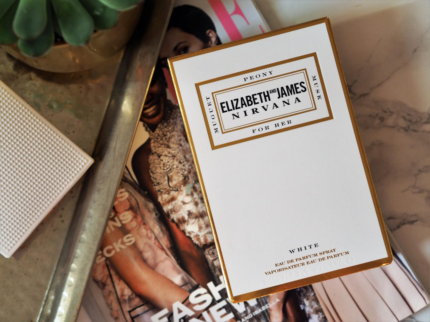 Luxe Beauty Buys - Product: Elizabeth and James Nirvana White Eau de Parfum