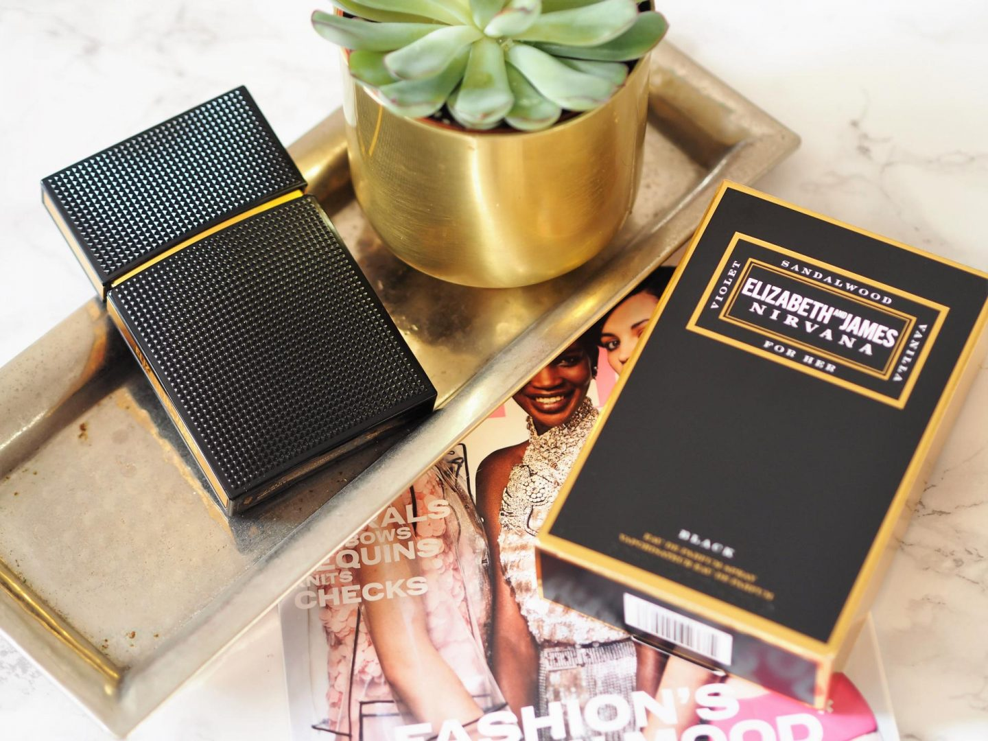 Luxe Beauty Buys - Product: Elizabeth and James Nirvana Black Eau de Parfum
