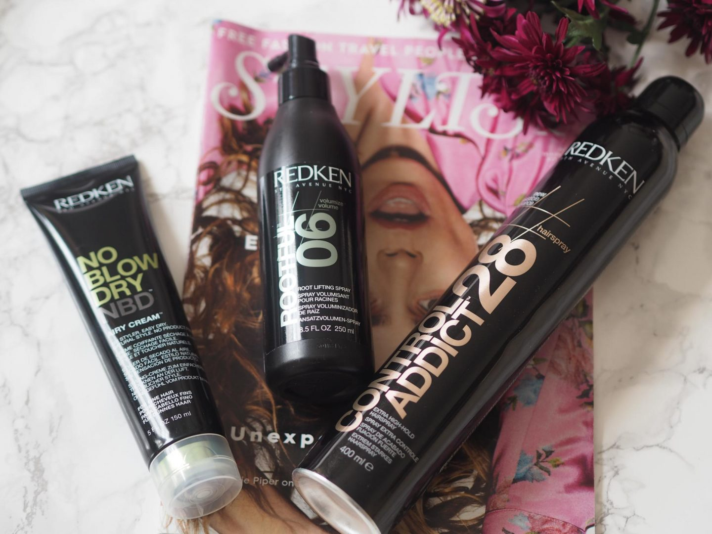 Beauty Haul - Product: Redken Control 28 Addict