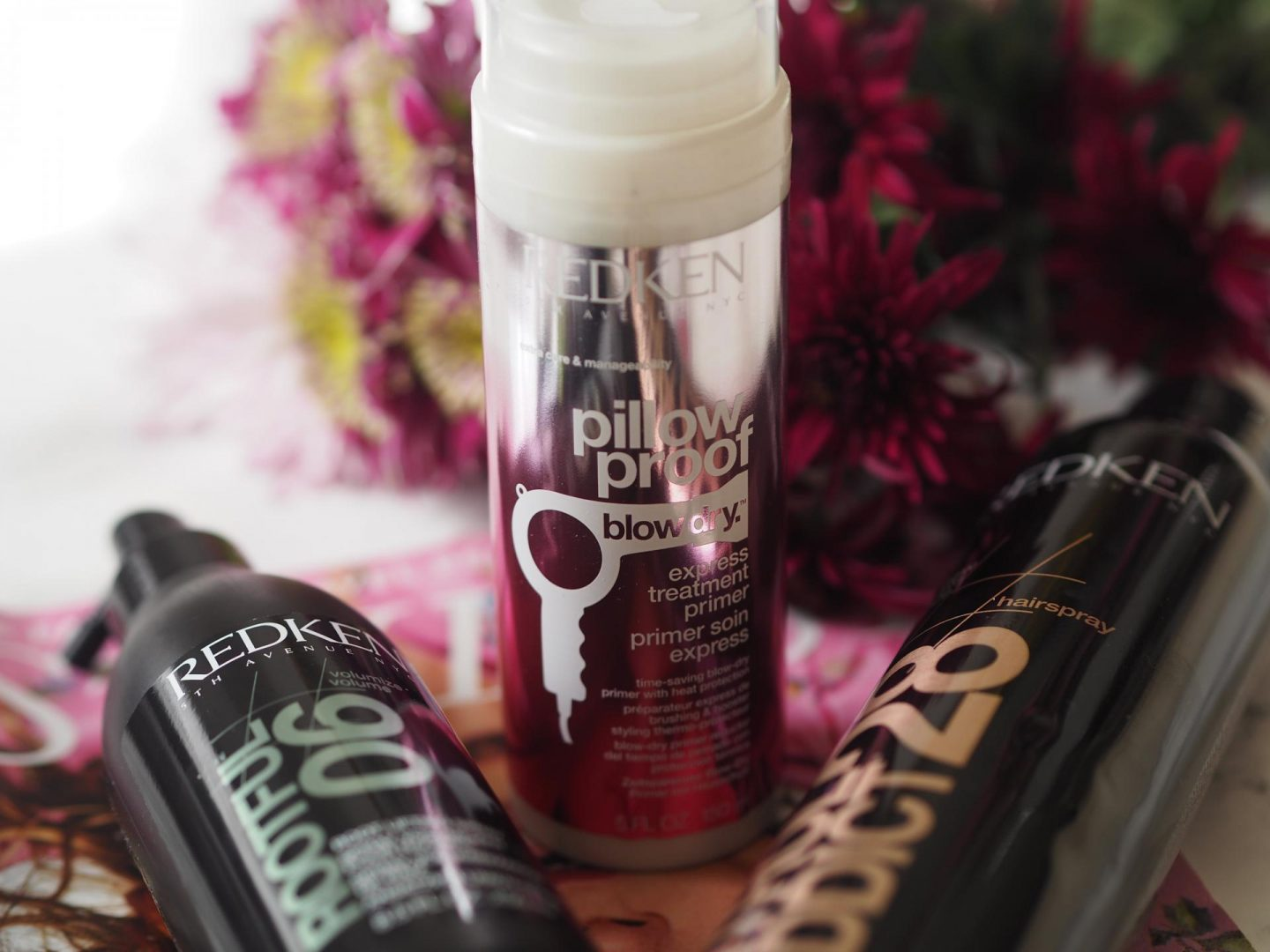 Beauty Haul - Product: Redken Pillow Proof Blowdry Express Treatment Primer Cream