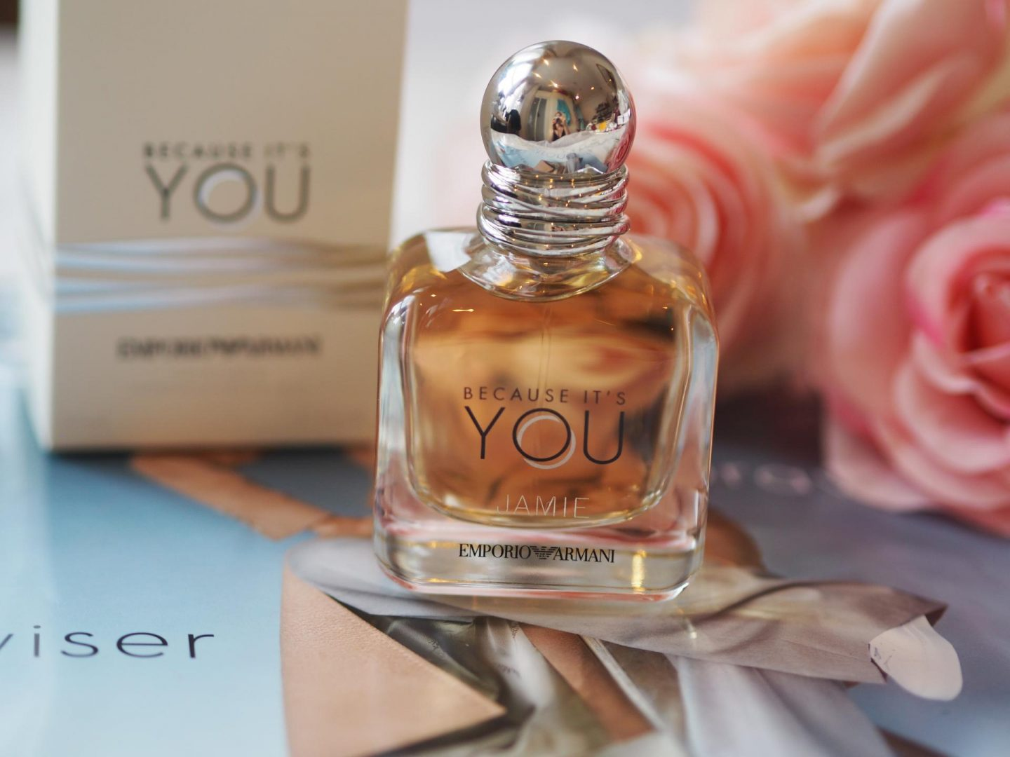 Feel Good Beauty - Product: Emporio Armani Because It's You Eau De Parfum