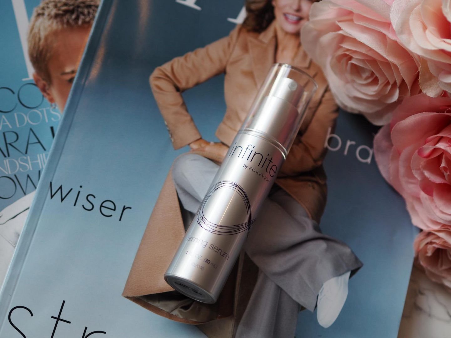 Power Of Aloe - Product: Infinite by Forever Firming Serum