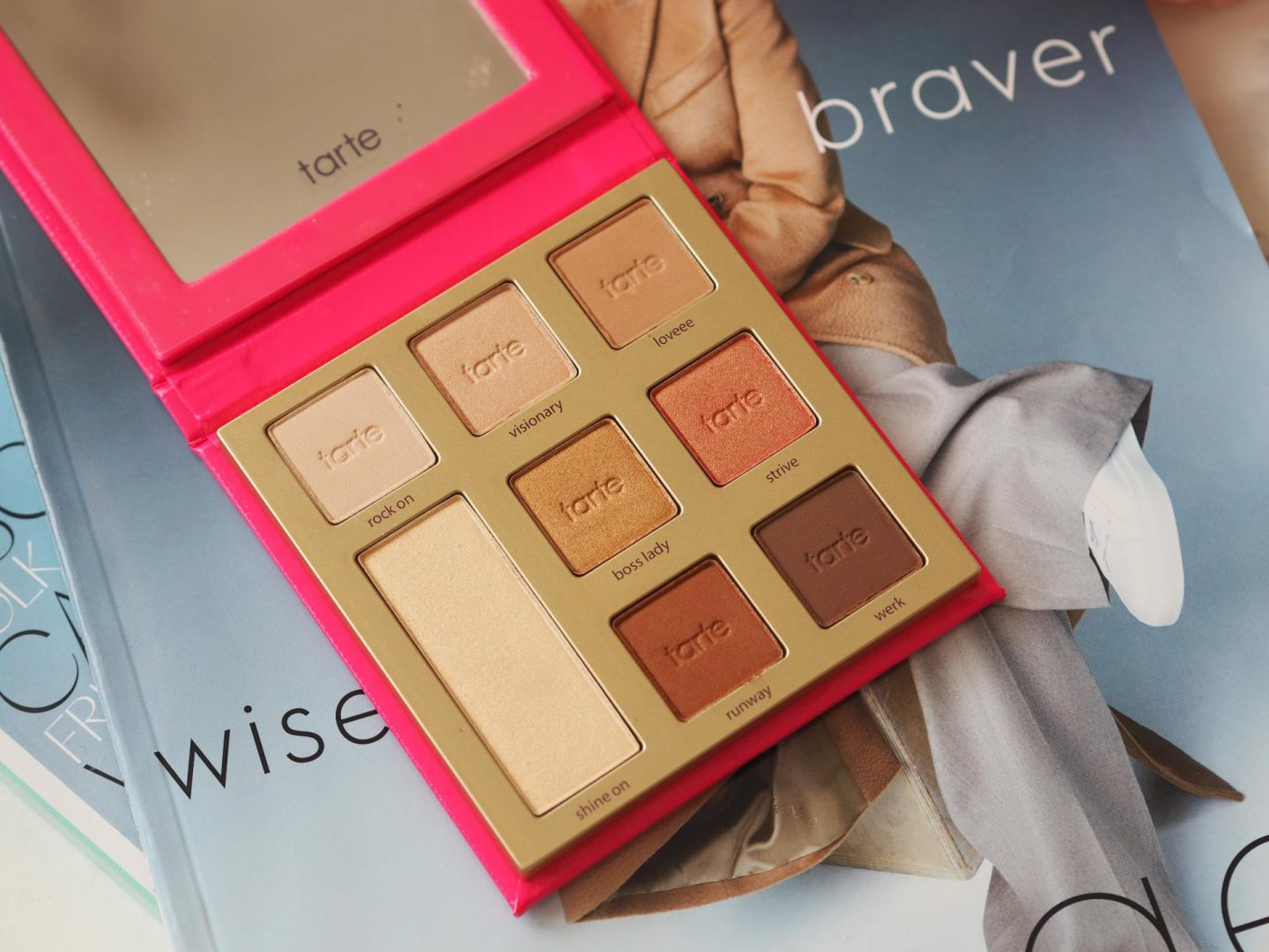 Top Luxe Make-up - Product: Tarte Don't Quit Your Day Dream Eyeshadow Palette (Exclusive to QVC)