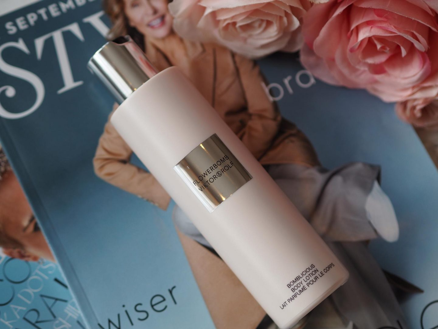 Feel Good Beauty - Product: Viktor & Rolf Flowerbomb Perfumed Body Lotion
