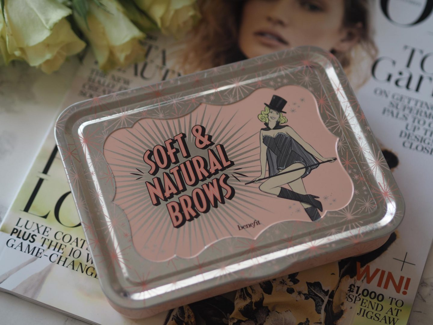 Winter Skincare - Product: Benefit Brows – Soft and Natural Brows Kit